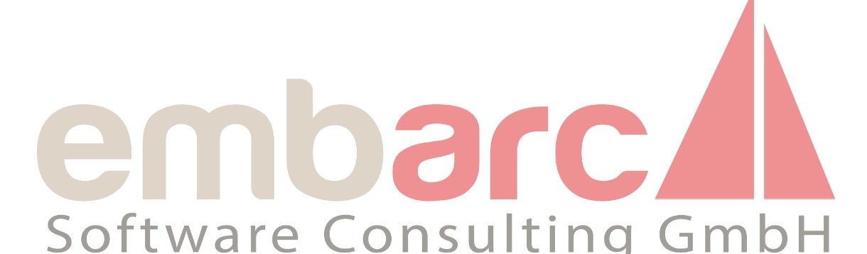 Logo embarc Software Consulting GmbH