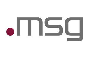logo msg systems